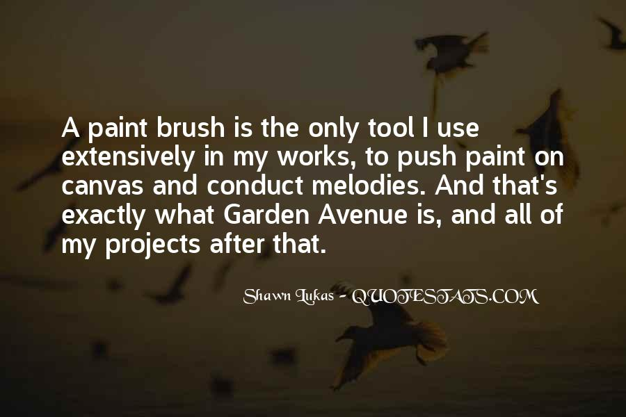 Quotes About Art Canvas #1535695
