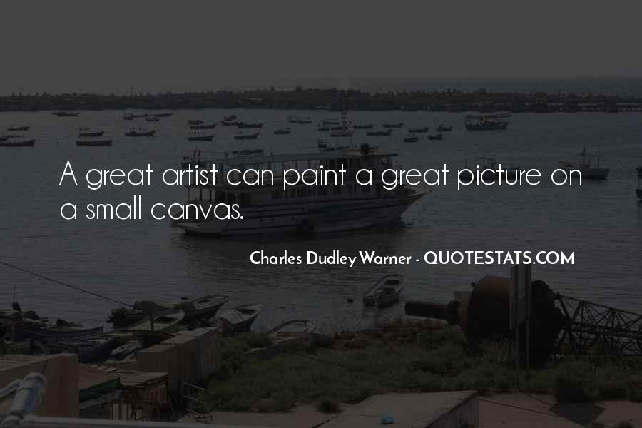Quotes About Art Canvas #1558095
