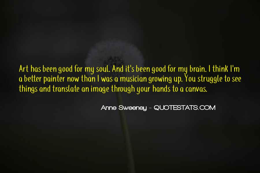 Quotes About Art Canvas #1576030