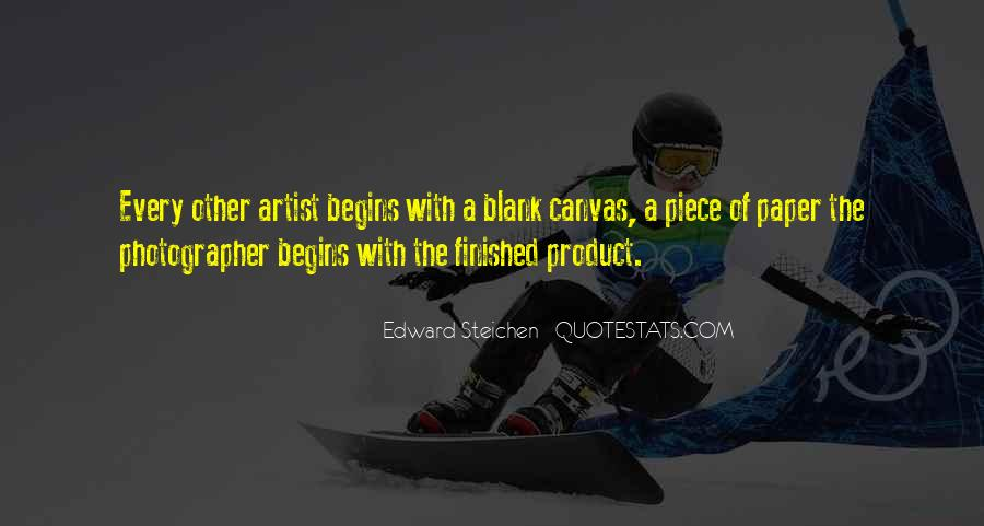 Quotes About Art Canvas #1632702