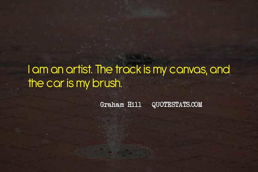Quotes About Art Canvas #168366