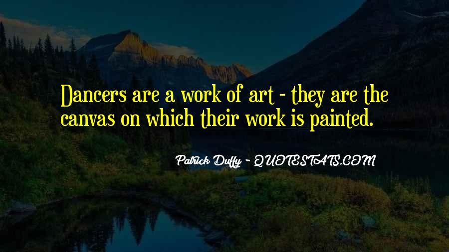 Quotes About Art Canvas #238718