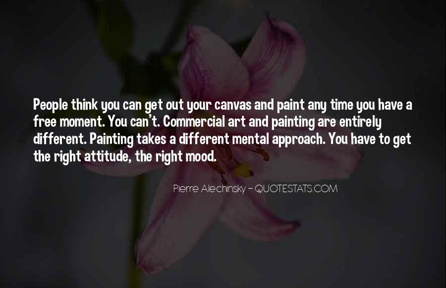 Quotes About Art Canvas #257211