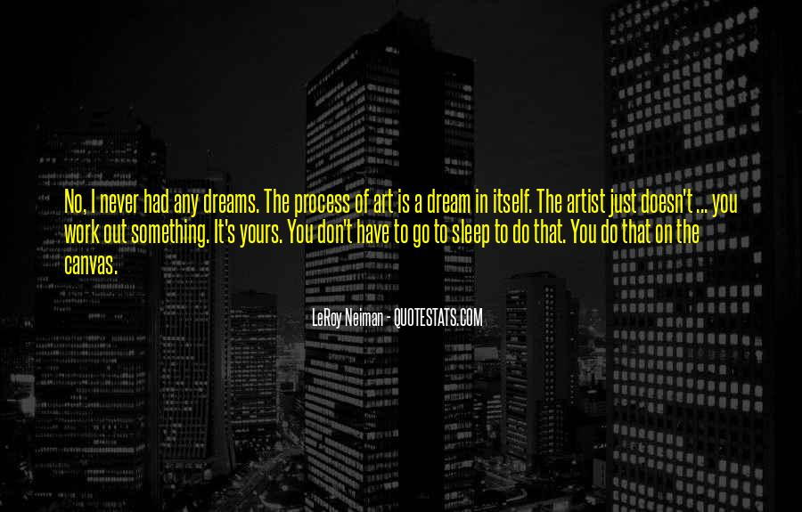 Quotes About Art Canvas #324370