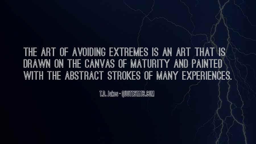 Quotes About Art Canvas #389977