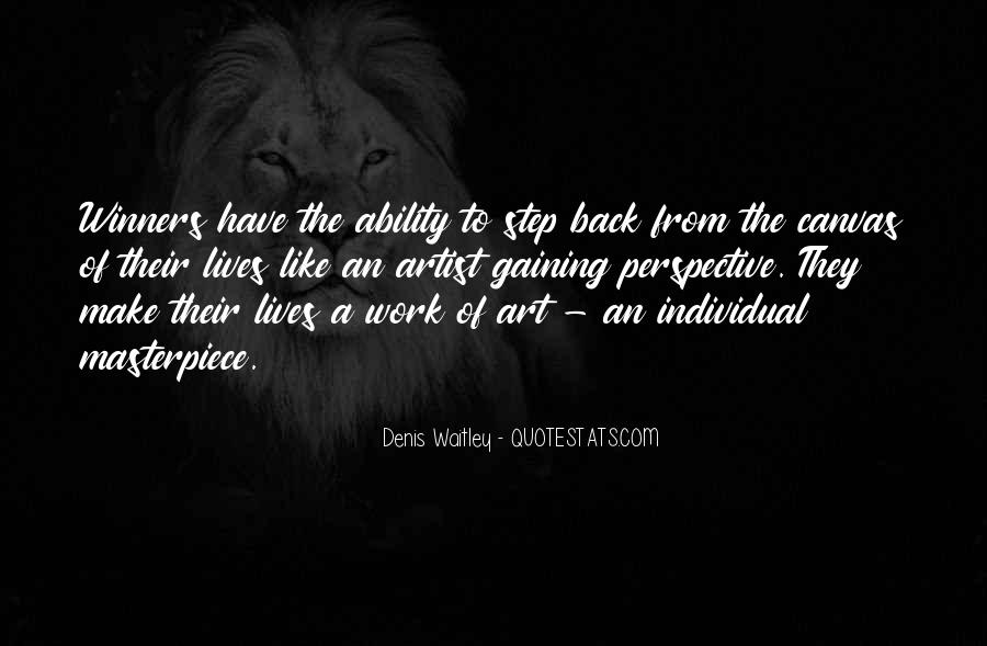 Quotes About Art Canvas #703717
