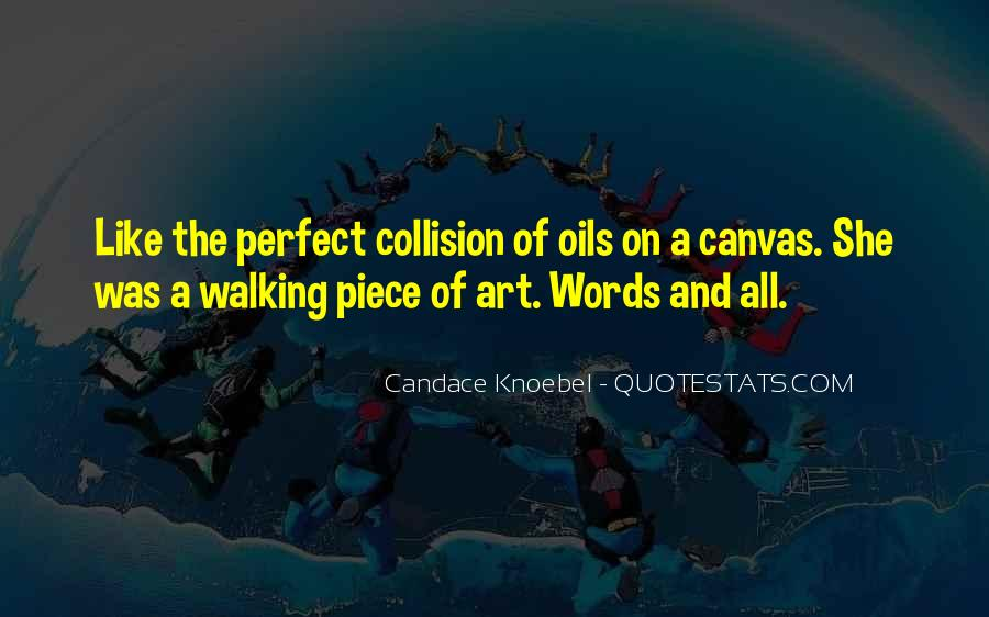 Quotes About Art Canvas #713138