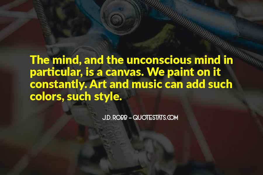 Quotes About Art Canvas #797274
