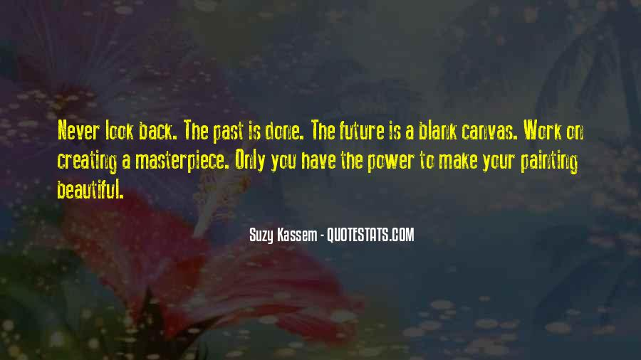 Quotes About Art Canvas #823184