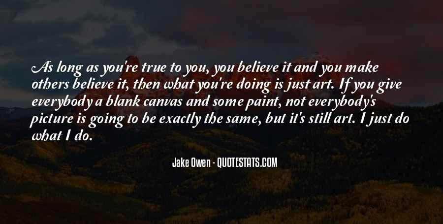 Quotes About Art Canvas #925777