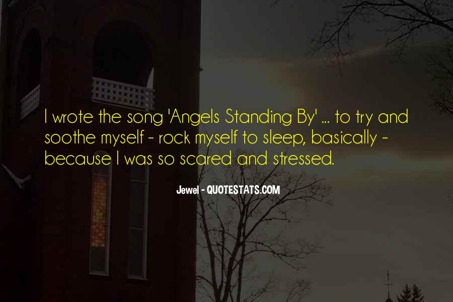 Sleep Song Quotes #1135062