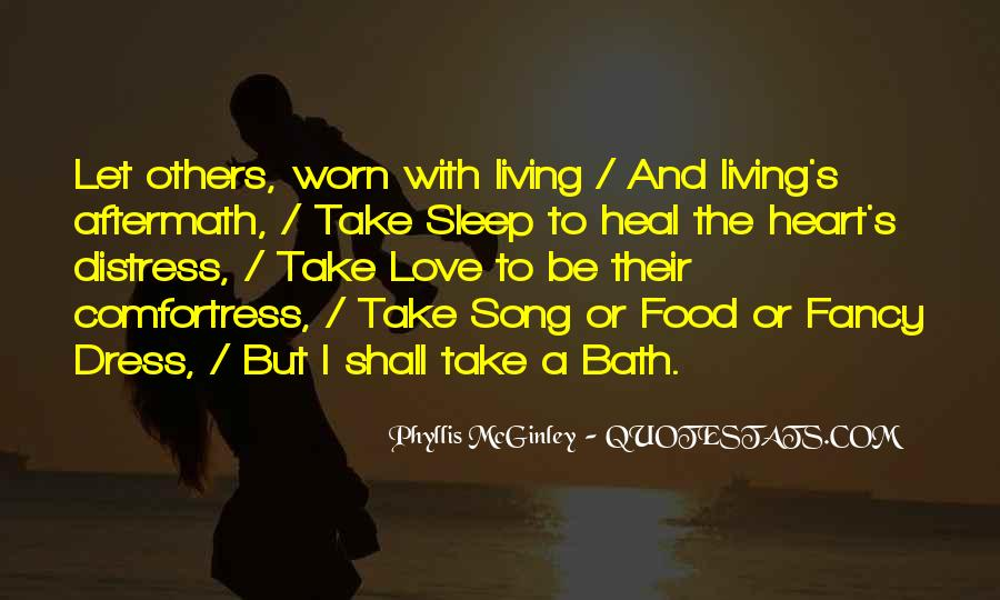 Sleep Song Quotes #286492
