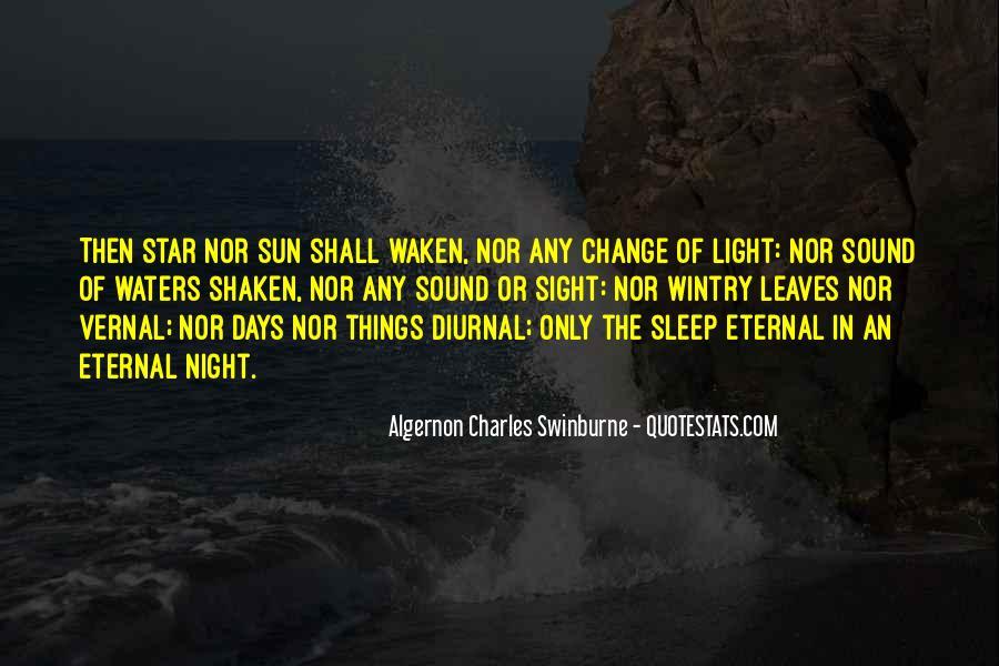 Sleep Sound Quotes #1253821