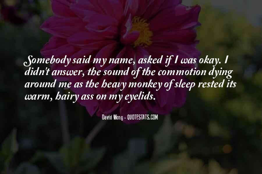Sleep Sound Quotes #1320616