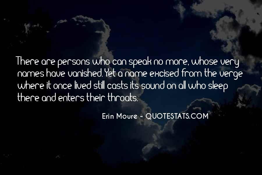 Sleep Sound Quotes #1457594