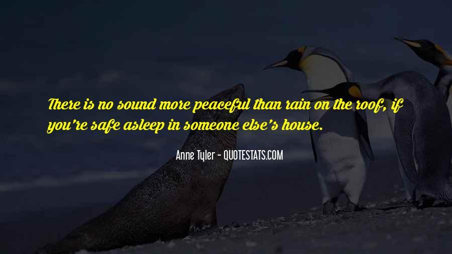 Sleep Sound Quotes #1592837