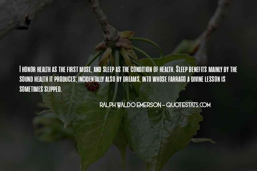 Sleep Sound Quotes #1645432