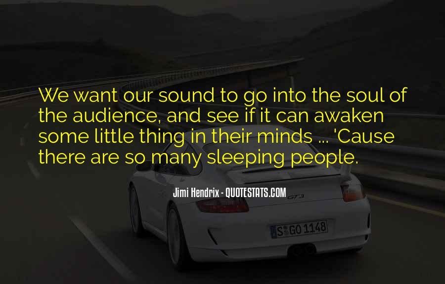 Sleep Sound Quotes #1691919