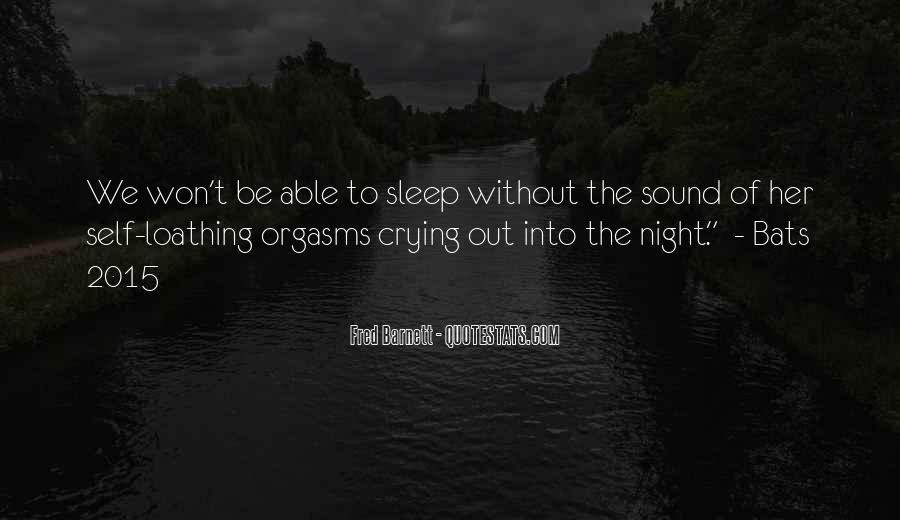 Sleep Sound Quotes #1762210