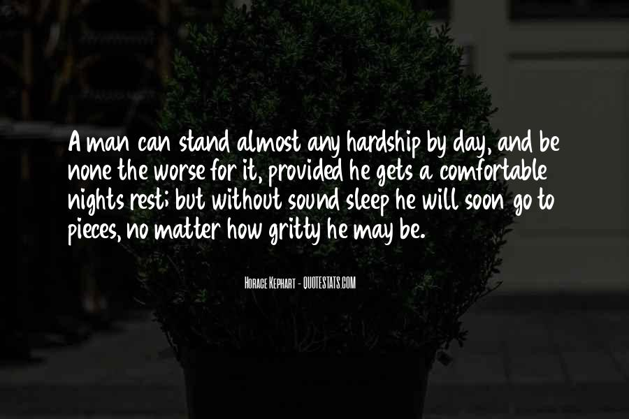 Sleep Sound Quotes #330296