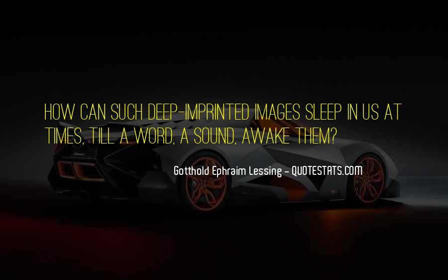 Sleep Sound Quotes #569875