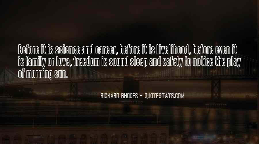 Sleep Sound Quotes #941656