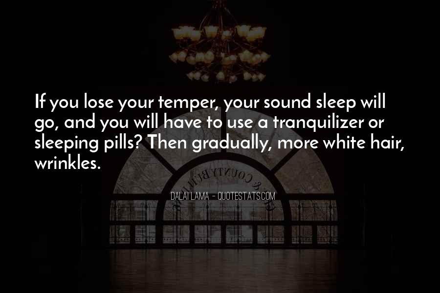 Sleep Sound Quotes #992362