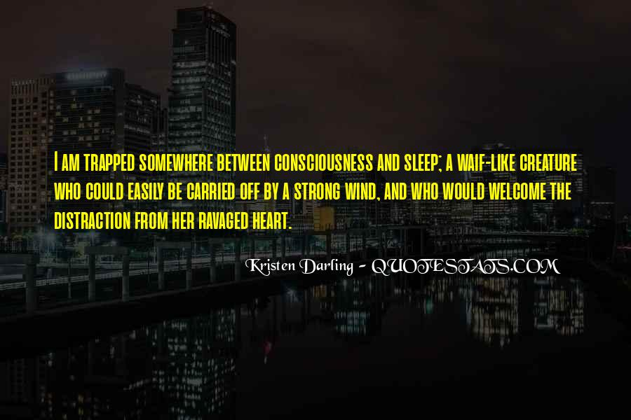 Sleep Well My Darling Quotes #640673