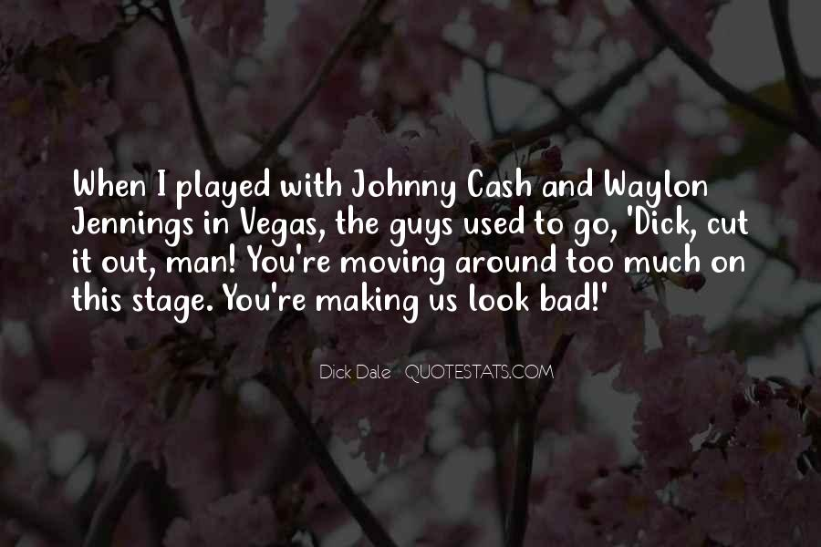 Quotes About Waylon Jennings #1488229