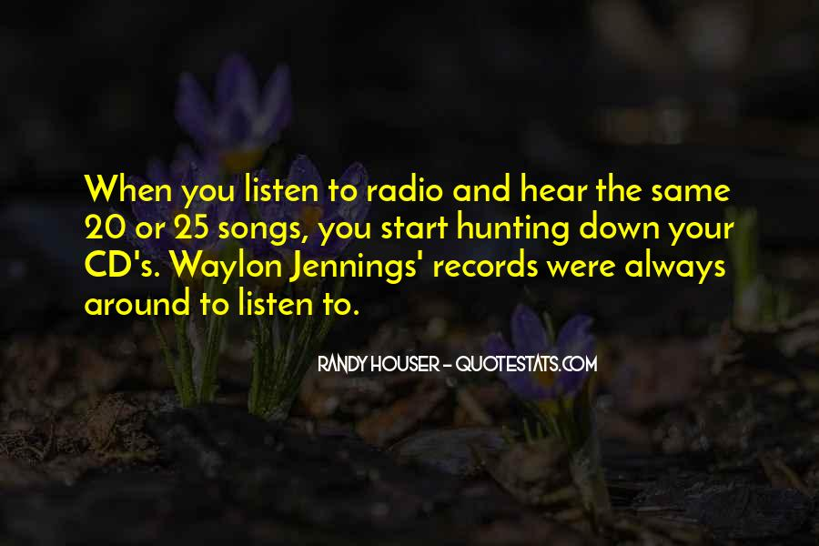 Quotes About Waylon Jennings #823232
