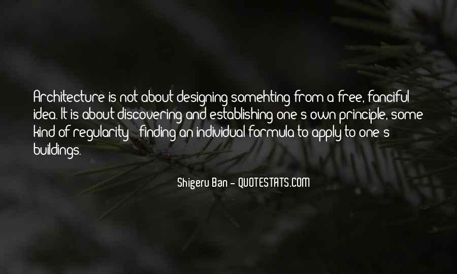 Quotes About Ban #151960