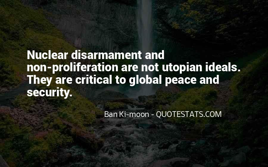 Quotes About Ban #154188