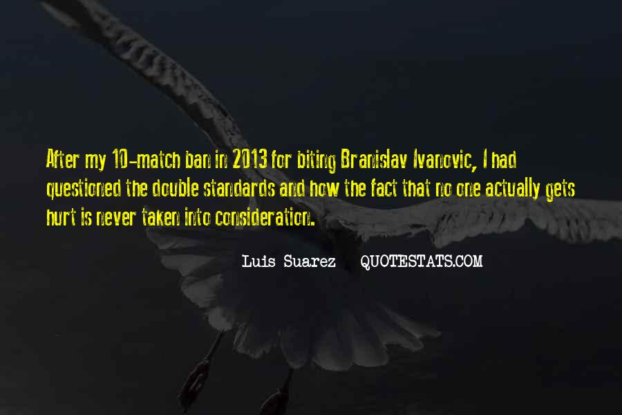 Quotes About Ban #261245