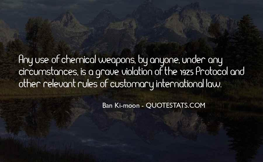 Quotes About Ban #68252