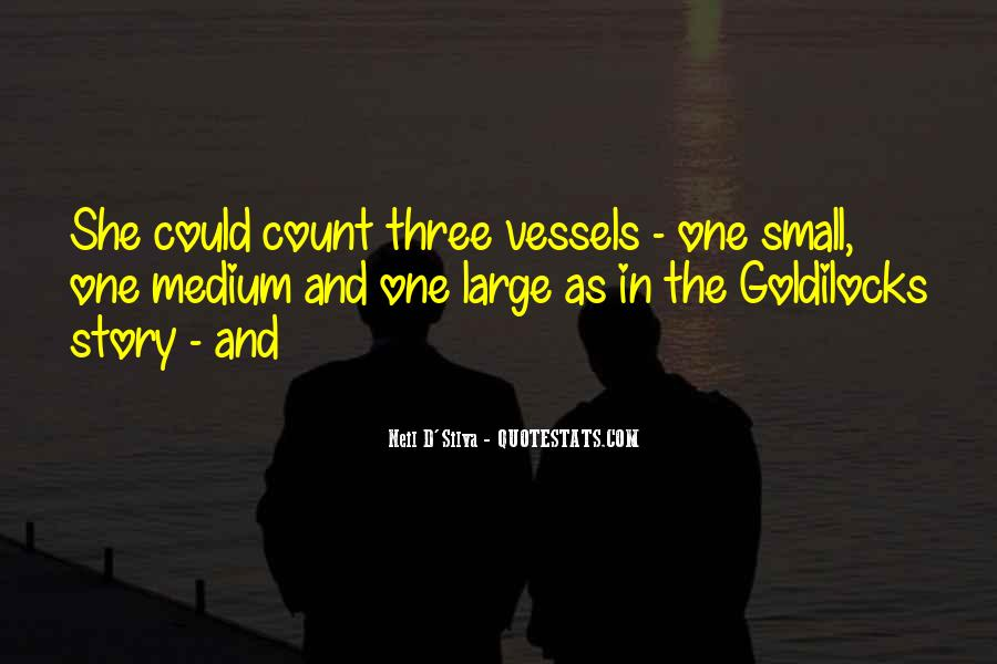 Small Things Count Quotes #1667135