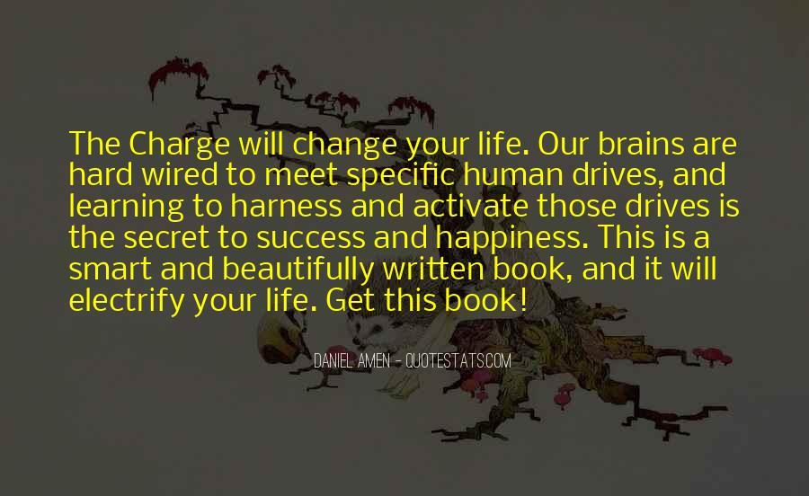 Smart Brains Quotes #892096