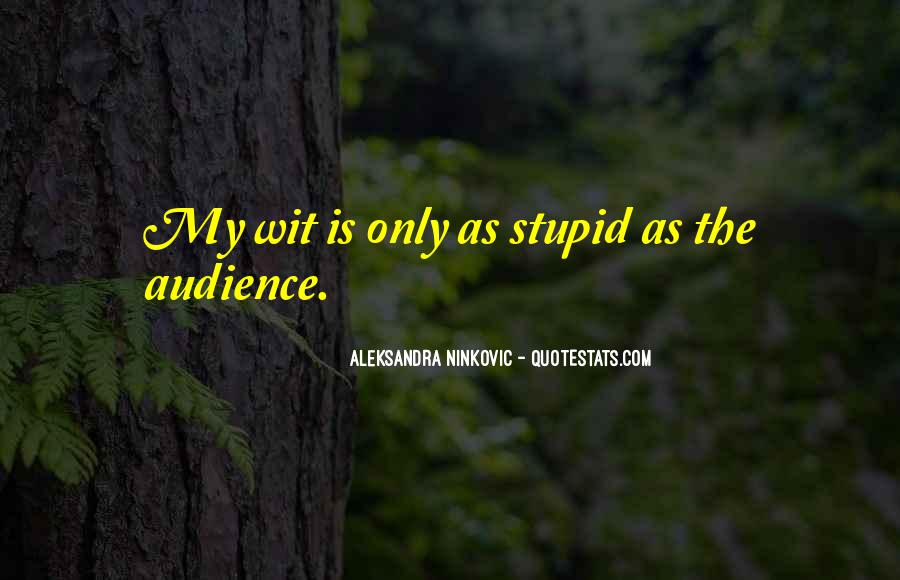 Smart Clever Quotes #1071002