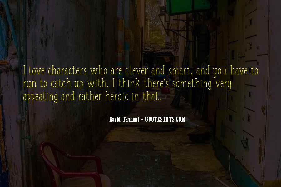 Smart Clever Quotes #435754