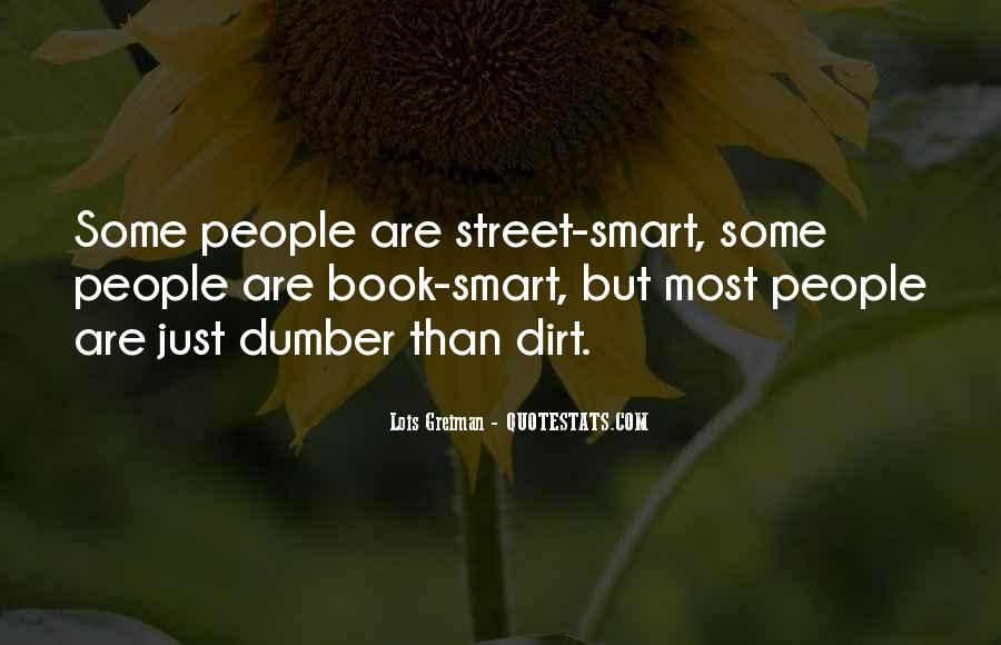 Smart Humour Quotes #1271981