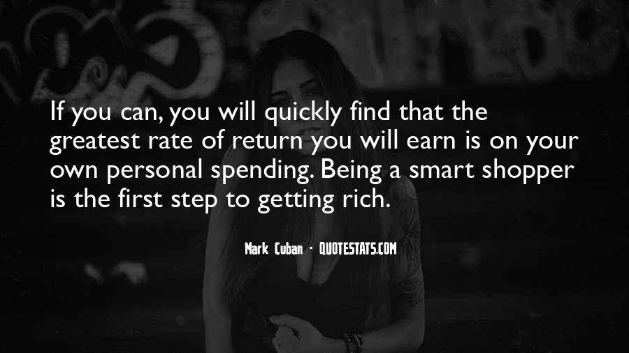 Smart Shopper Quotes #865976