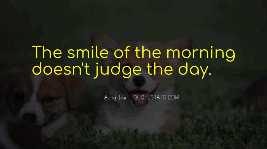 Smile Each Day Quotes #136196