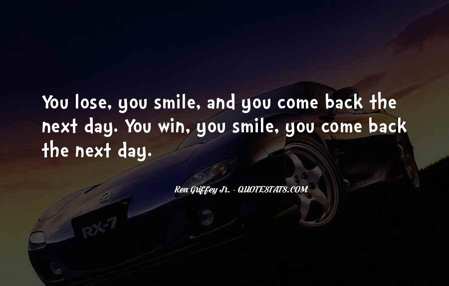 Smile Each Day Quotes #145