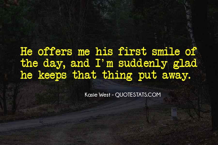 Smile Each Day Quotes #154260