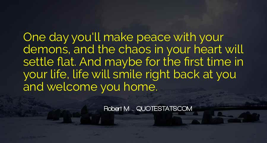 Smile Each Day Quotes #18748