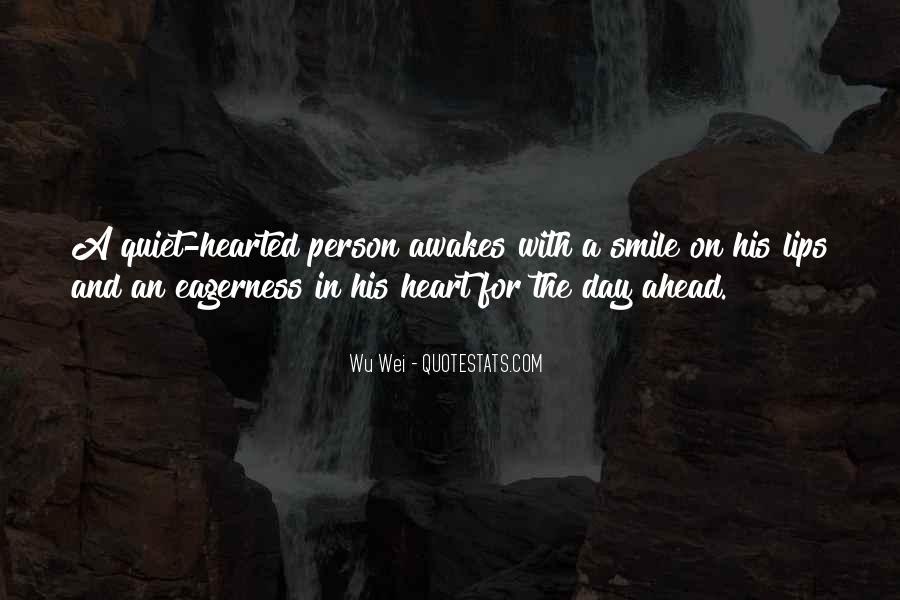 Smile Each Day Quotes #285071
