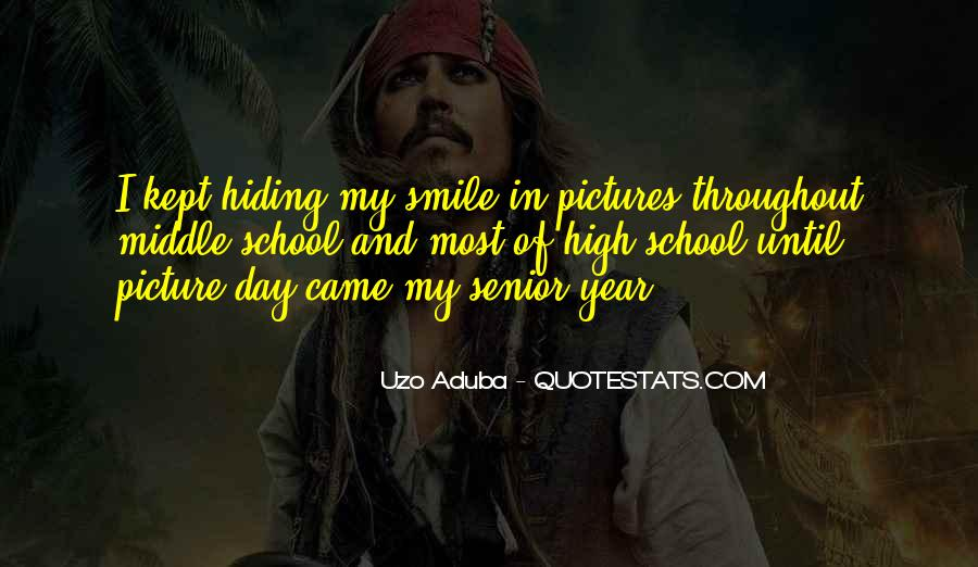 Smile Each Day Quotes #51774