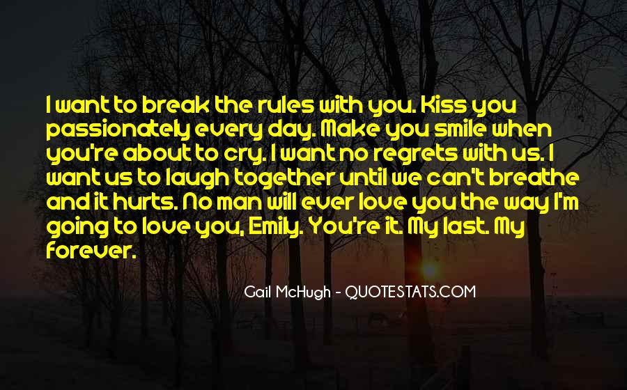 Smile Hurts Most Quotes #1770190