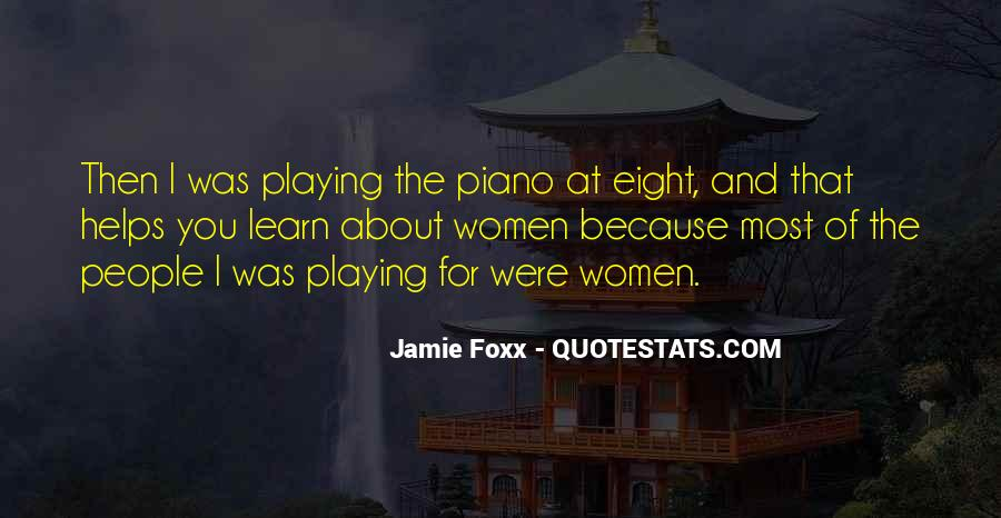Quotes About Jamie Foxx #1477984
