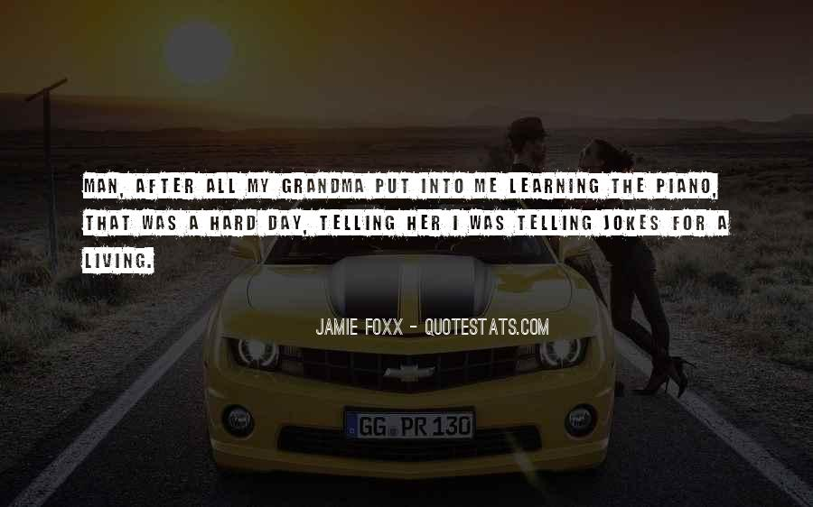 Quotes About Jamie Foxx #1734471