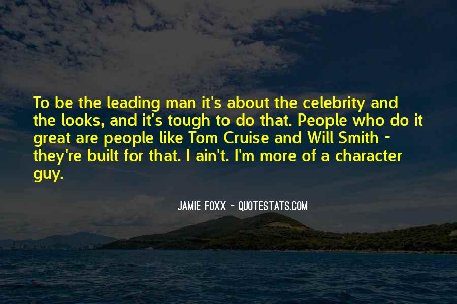 Quotes About Jamie Foxx #453314